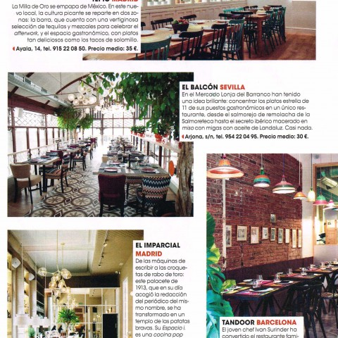 Elle Gourmet: Clipping 2015/12