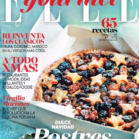 Elle Gourmet: 2015/12
